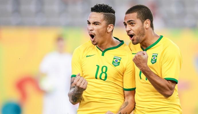 Clayton e Luciano Brasil Pan-Americano (Foto: William Vocov/Estadão Conteúdo)