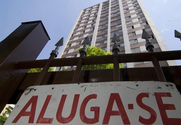 Inflação do aluguel ; aluguel de imóveis ; aluga-se imóveis ; aluguéis ;  (Foto: Divulgação)