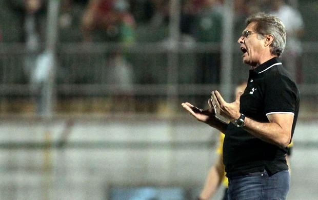 Oswaldo de Oliveira, Portuguesa x Botafogo (Foto: Miguel Schincariol / Agência Estado)