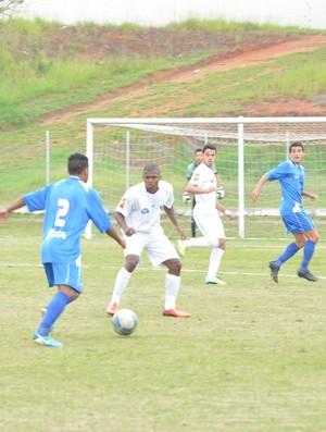 Ecus x São Bernardo Campeonato Paulista Segunda Divisão (Foto: Cairo Oliveira)