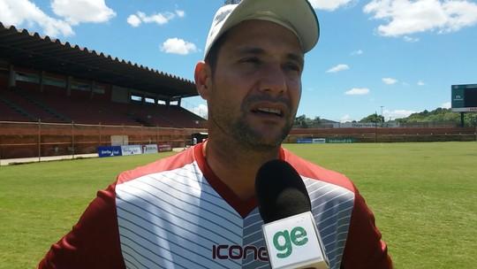 Rossato lamenta o calor, mas aprova vitória da Desportiva em jogo-treino