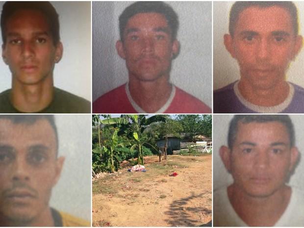 Crimes ocorreram entre o dia 28 de julho e 4 de agosto, em bairros de Rio Branco (Foto: Divulgação/Polícia Civil)