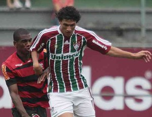 lucas patinho fluminense (Foto: Ralff Santos/FluminenseF.C.)