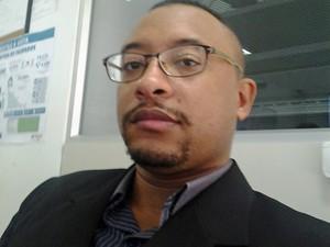 Vagner da Costa, de 32 anos, cursou redes de computador na Universidade Cruzeiro do Sul e fez contrato com a Pravaler (Foto: Arquivo pessoal/Vagner da Costa)