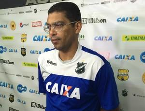 ABC - Narciso técnico (Foto: Carlos Cruz/GloboEsporte.com)