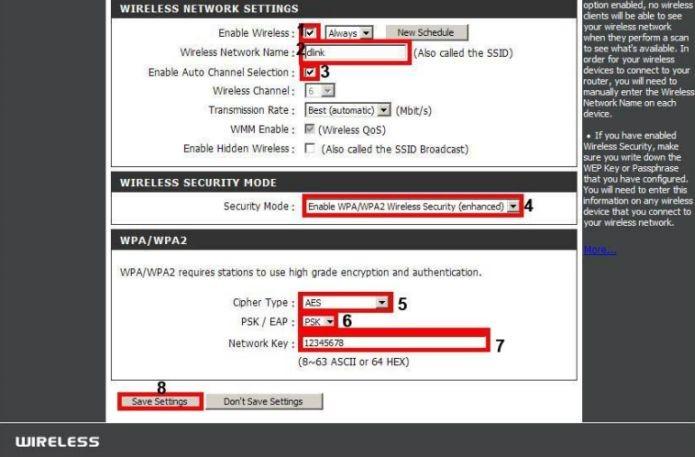 Como configurar uma rede sem fio no roteador DIR-600 (Foto: Reprodução/D-Link) (Foto: Como configurar uma rede sem fio no roteador DIR-600 (Foto: Reprodução/D-Link))