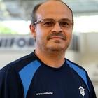 Técnico é referência no Futsal feminino (Bruno Bressam/Unifor)