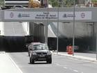 Túnel da Av. Padre Antônio Tomás  é entregue à população, em Fortaleza