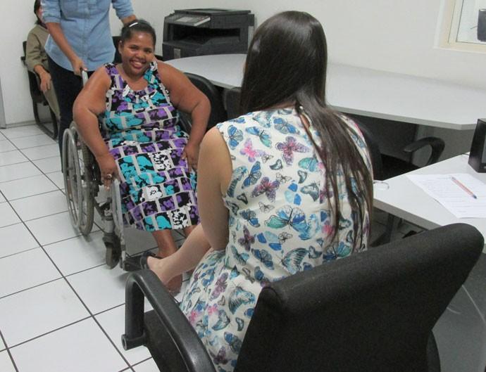 Várias pessoas mostraram seu potencial durante as conversas (Foto: Laurivâmia Fernandes/Gshow)