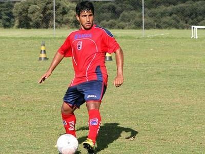 Paulinho Oliveira, do Paraná (Foto: Divulgação Paraná Clube)