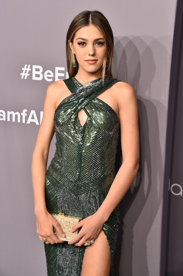 A modelo Sistine Stallone, filha do ator Sylvester Stallone (Foto: Getty Images)