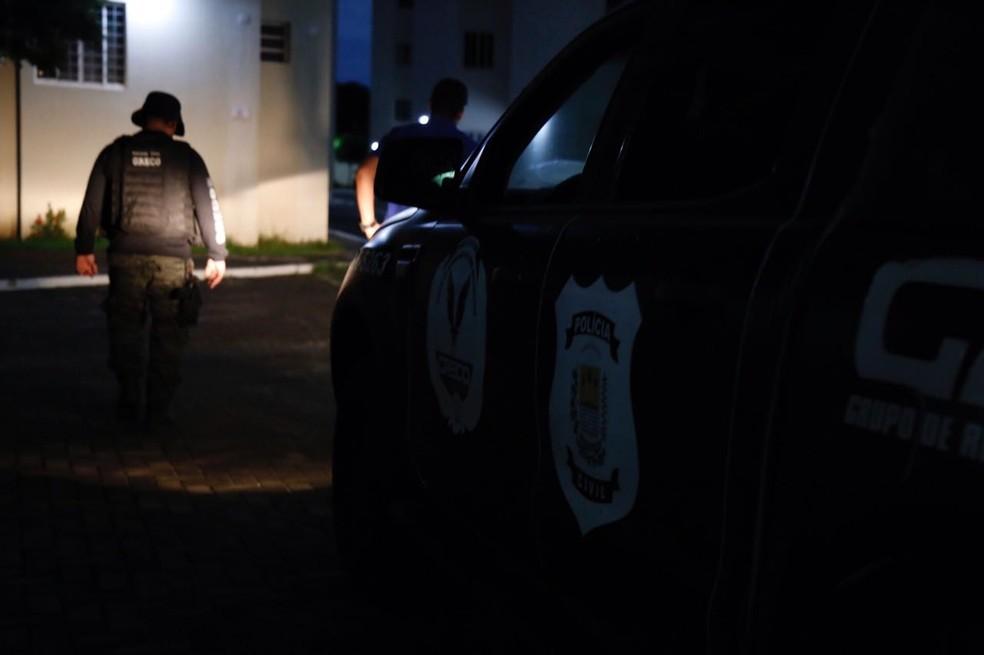 Operação Infiltrados desarticula quadrilha que fraudava concursos (Foto: Divulgação/Polícia Civil)