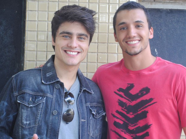 Malhação – Pedro Cassiano e Gui Leicam falam da amizade entre irmãos