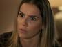 Tânia desconfia que Joana se mudou para o Rio só por causa de Gabriel