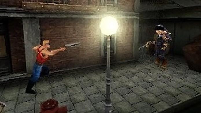 Duke Nukem: Critical Mass não foi exatamente uma grande perda para o PSP (Foto: portable-games.nl)