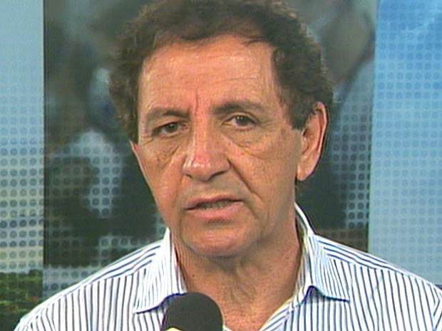 Gilson de Souza (DEM) é o novo prefeito de Franca, SP (Foto: Reprodução/EPTV)