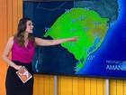 Cai o número de clientes sem luz após chuva e vento no Rio Grande do Sul