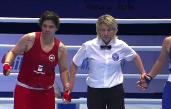 Andreia Bandeira perde no Mundial e torce por rival para ir aos Jogos do Rio