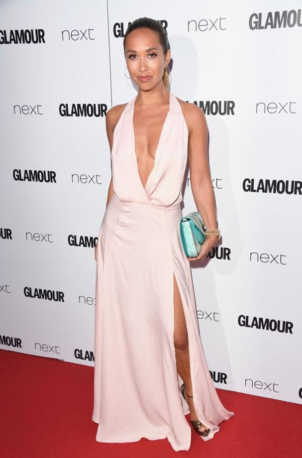 Myleene Klass no Glamour Awards 2017 (Foto: Stuart C. Wilson/Getty Images)