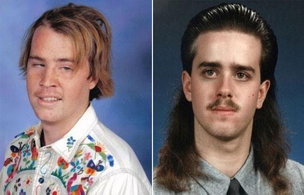 Imagens aparecem no site 'Awkward School Pictures'. (Foto: Reprodução)