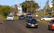 Rotatória do Jardim Monte Alto deve passar por melhorias (Reprodução/TV Fronteira)