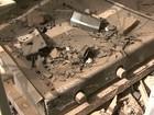 Agência é explodida e parte de cofre atinge casa vizinha em Santanópolis