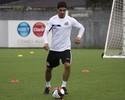 Com lesão muscular, Renato desfalcará o Santos contra o RB Brasil