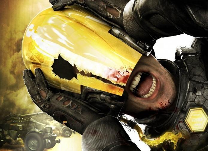 Haze: título prometia ser grande rival da franquia Halo (Foto: Reprodução/Youtube)