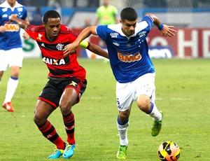 Egidio e Elias Cruzeiro e Flamengo (Foto: Washington Alves / Vipcomm)