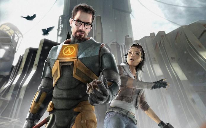 Half-life 2 (Foto: Divulgação) (Foto: Half-life 2 (Foto: Divulgação))