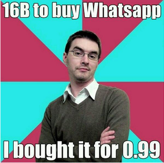 Memes ironizando a compra foram compartilhados (Foto:  Reprodução/Twitter)
