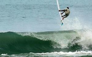 surfe no oeste da áfrica ep1