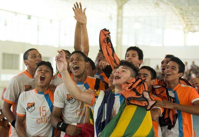 Caic, campeão jogos escolares da juventude  (Foto: Washington Alves/Exemplus/COB)