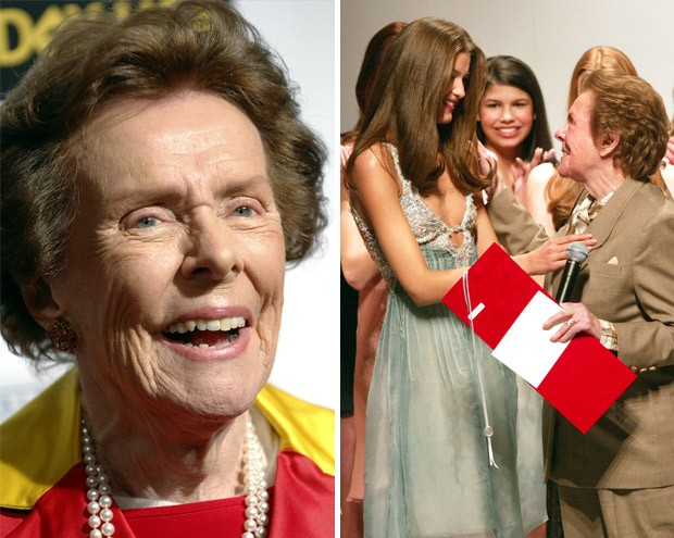 Eileen Ford morre aos 92 anos. (Foto: Getty Images)