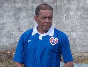 Meinha, técnico do Maranhão (Foto: Bruno Alves)
