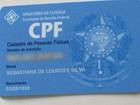 Atualização do CPF já pode ser feita nos Correios de Valadares