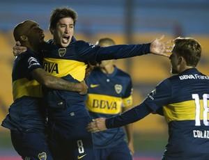 BLOG: Arquiteto xeneize: Tévez participa de gols, Boca vence e mantém vice-liderança