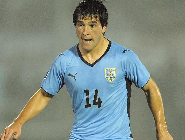 Marcelo Nicolás Lodeiro, Botafogo (Foto: Agência Getty Images)