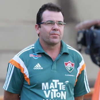 Enderson Moreira, Goiás x Fluminense (Foto: CARLOS COSTA/FUTURA PRESS/ESTADÃO CONTEÚDO)