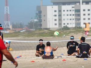 Abertura da temporada do projeto contará com outros esportes adaptados  (Foto: Beatriz de Luca/Divulgação)