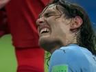 Para enfrentar a França, Uruguai corre contra o tempo para recuperar Cavani