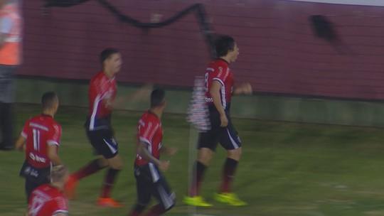 """Renan Teixeira, sobre gol da vitória do JEC: """"Nem eu espero decidir jogos"""""""
