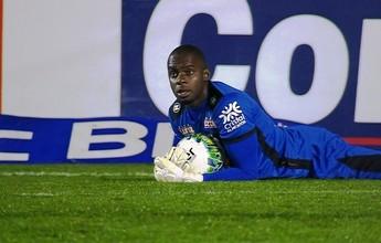 """Destaque em Pelotas, Kléver elogia a atuação do Atlético-GO: """"Ótimo jogo"""""""