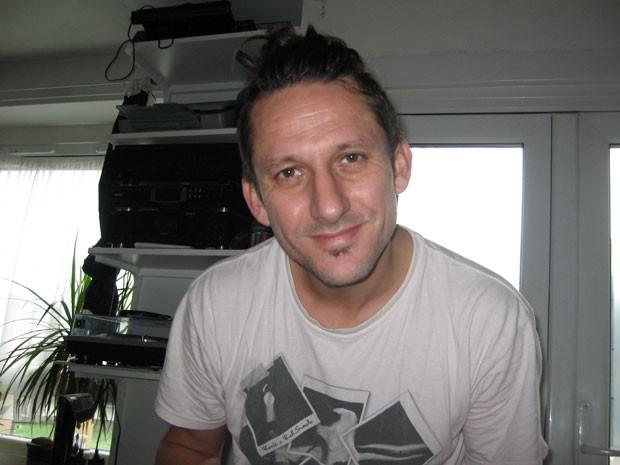 PF divulga foto do croata Sandro Pitcek como desaparecido na Bahia (Foto: Divulgação/PF)
