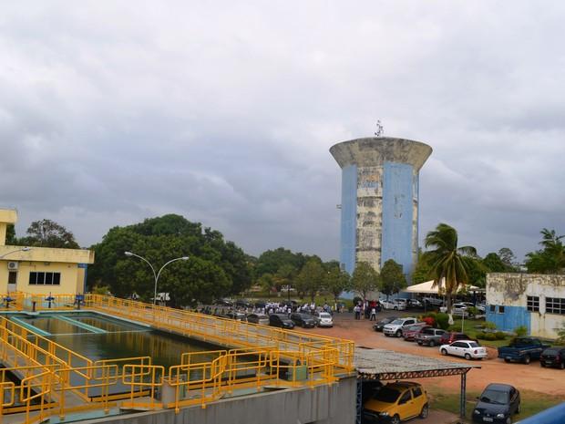 Boa Vista passa a ser a primeira capital brasileira a oferecer 100% de água tratada aos habitantes (Foto: Neidiana Oliveira/G1)