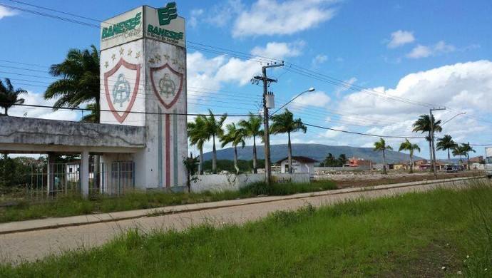 Vila Olímpica José Queiroz da Costa (Foto: Intnet)