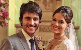Finos e clássicos! Confira os looks do casamento de Helena e Laerte