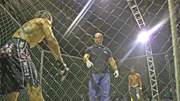 Piauí talent, evento de MMA realizado em 2012 (Foto: Divulgação)
