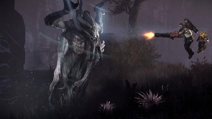 Evolve terá caçadores contra monstros (Foto: Divulgação)