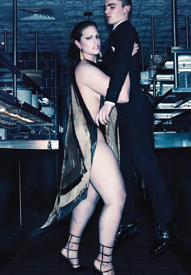 Ashley Graham (Foto: Reprodução )